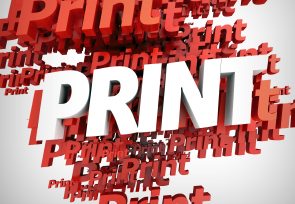 Effective Print Media For Races